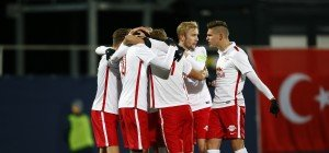 Youth League: Red Bull Salzburg gegen AS Roma im LIVETICKER