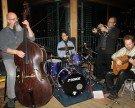 """Easy listening Jazz mit """"Jazzmops"""" im Badehaus am Lochauer Kaiserstrand"""
