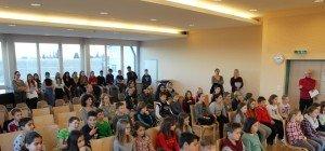 Mittelschule Lochau lädt die Volksschüler jetzt zur offiziellen Anmeldung