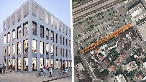Vorbereitungen für Seestadt-Bau: Leitungsumlegungen gestartet