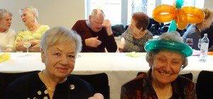 280 Senioren feierten den Faschingsausklang