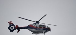 Filzmoos: Zwei verirrte Skifahrer von Polizeihubschrauber geborgen