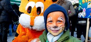 Fasching im Tiergarten Schönbrunn: Buntes Programm am Sonntag