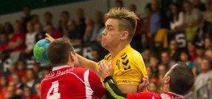 Derby: Meister Hard gegen Bregenz unter Druck