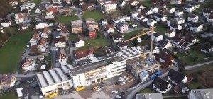 Drohnen-Flug über das Gasser Areal in Dornbirn: 13 Fakten zum Bau-Projekt!