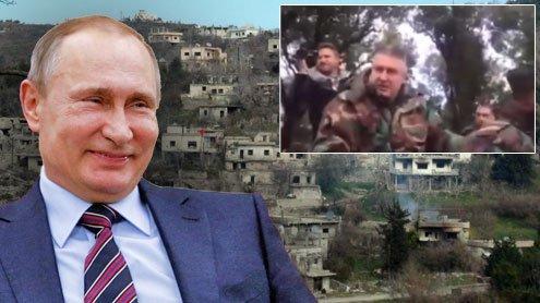 Videos zeigen russische Truppen in Syrien - Assad will alles zurück