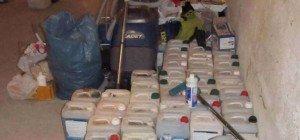 Angestellter klaute 415 Liter Putzmittel