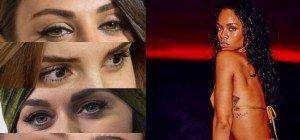 Erkennst Du diese Stars an ihren Augen?