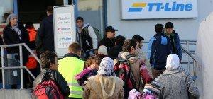 Schwedens Polizei vereitelte Angriff auf Asylzentrum