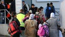Bewaffneter Mob wollte ein Asylheim stürmen
