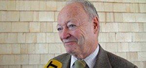 """Andreas Khol im Interview: """"Regierung Schüssel war sicher eine der Besten"""""""