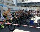 Saisonstart vom Radteam am Mittelmeer