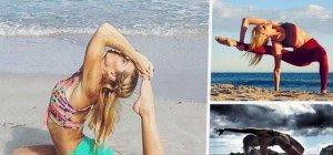 Strike a pose: Die Top 5 der Yoga-Göttinnen im Netz