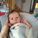 Geburt von Noah Francis Krobath am 28. Februar 2016
