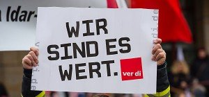 Tarifeinigung im deutschen öffentlichen Dienst