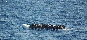 84 Flüchtlinge nach Bootsunglück vermisst
