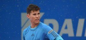 Thiem zog nach hartem Kampf ins München-Viertelfinale ein