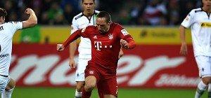 Bayern im Heimspiel gegen Gladbach mit erstem Matchball