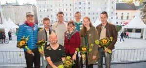 Erste Salzburger Olympia-Starter für Rio vorgestellt