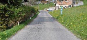 Sanierung Kugelweg aus Kostengründen verschoben
