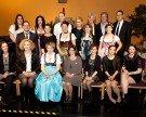 Diplom-Überreichung an 14 Krankenpfleger