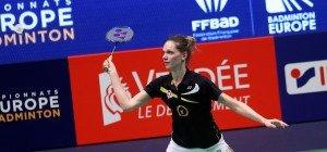 Olympia in Rio mit Badmintonass Baldauf und Obernosterer