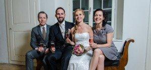 Hochzeit von Melanie Ganahl und Valentin Netzer
