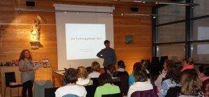 Toller Vortragsabend mit Harald Anderle