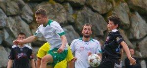 Hittisau verlor Derby in Schwarzenberg