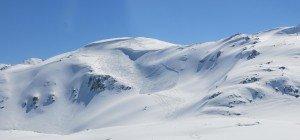 Klösterle: Tourengeher von Schneebrett mitgerissen
