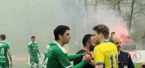 Halbfinale: DSV gegen SW Bregenz