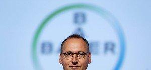 Bayer-Chef steht weiter hinter Monsanto-Übernahmeplan