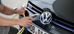 Deutsche Autobauer feilen an Elektromodellen
