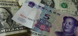Yuan auf schwächsten Wert zum Dollar seit 2011 gesunken
