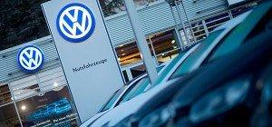 Diesel-Skandal hinterlässt erneut tiefe Spuren in VW-Bilanz