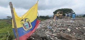Überlebender in Ecuador fast zwei Wochen nach Beben gerettet