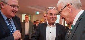 Grüne und CDU koalieren in Baden-Württemberg
