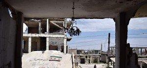 Rebellen trafen Klinik im syrischen Aleppo