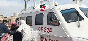 Über 100 Menschen auf Weg nach Italien ertrunken