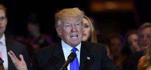 Trump steht als US-Präsidentschaftskandidat so gut wie fest