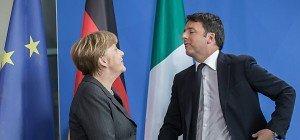 Merkel kritisiert Österreichs Brenner-Pläne
