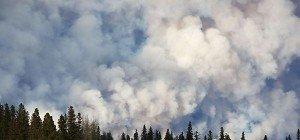 Dramatische Ausmaße der Waldbrände in Kanada