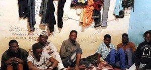 Möglicherweise bis zu einer Million Migranten in Libyen