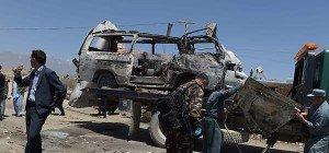 Selbstmordanschlag in Kabul forderte zehn Tote