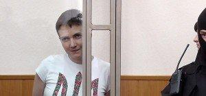 Austausch von ukrainischer Pilotin aus Russland steht bevor