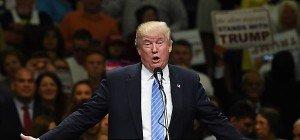 Trump hat notwendige Delegiertenzahl für Nominierung