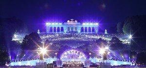 Rekordbesuch beim Sommernachtskonzert in Schönbrunn