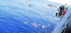 Hunderte Flüchtlinge ertranken in Vorwoche im Mittelmeer
