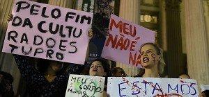 Gruppenvergewaltigung in Brasilien: Verdächtiger wieder frei