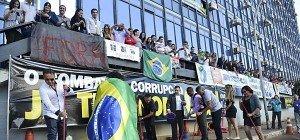 Brasiliens Übergangsregierung verlor weiteren Minister